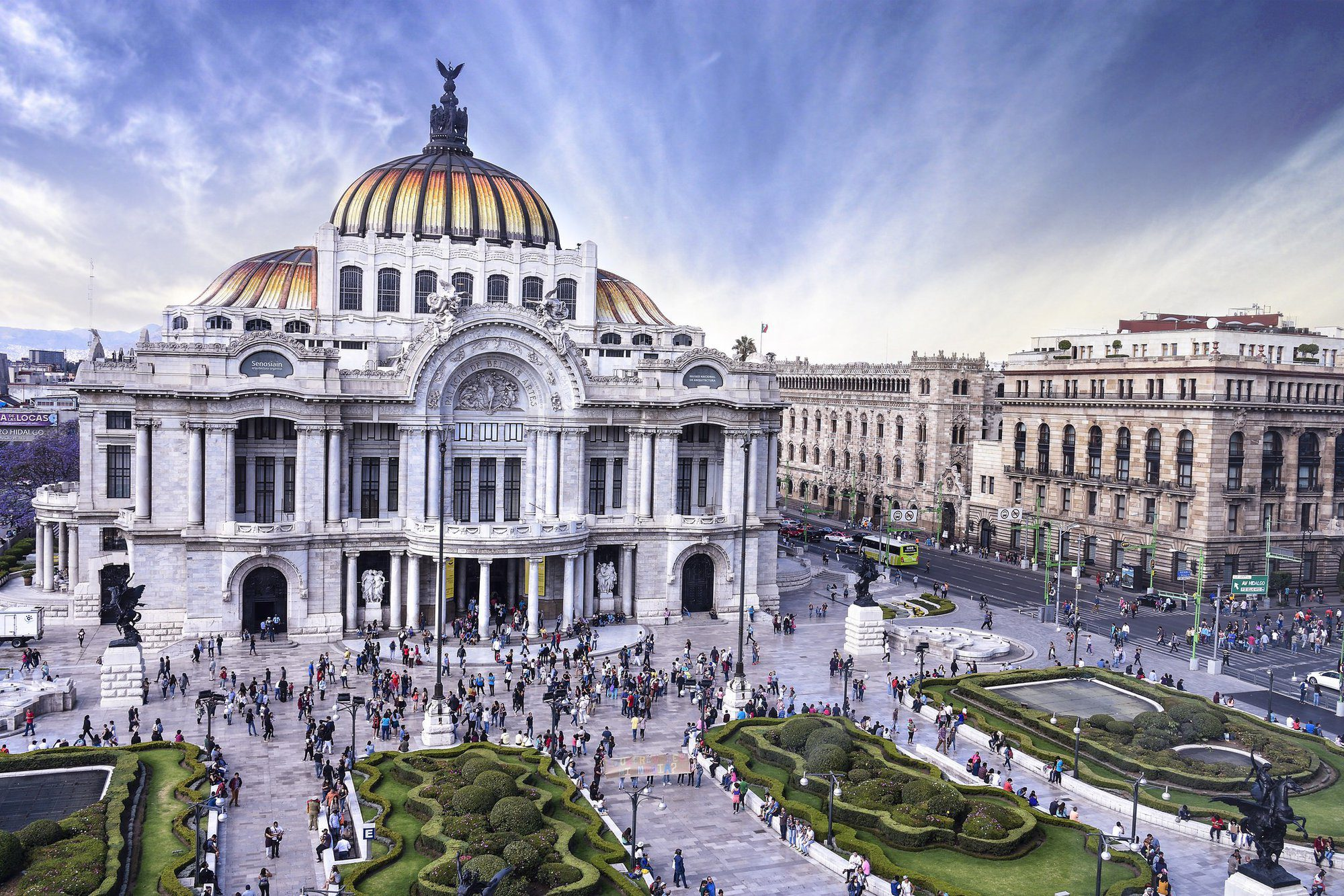 Explore the Beauty of Mexico Through This Virtual Tour Vacation!
