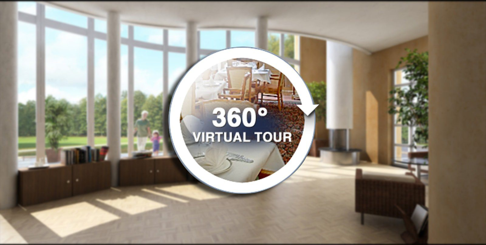 Stark Difference Between 3D and 360 Virtual Tour